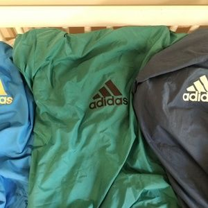 3 Adidas Boston Marathon jackets